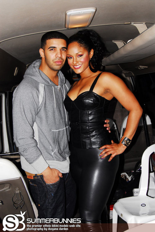 Ne-Yo Spends $5,000 on Drakes Former Flame at Atlanta