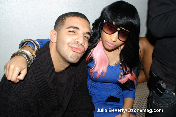 nicki minaj and drake kissing on the lips. Drake responds to Lil Kim#39;s