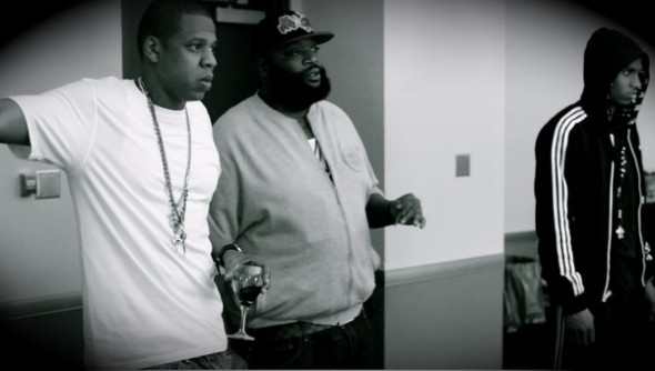 Jay Z, Rick Ross