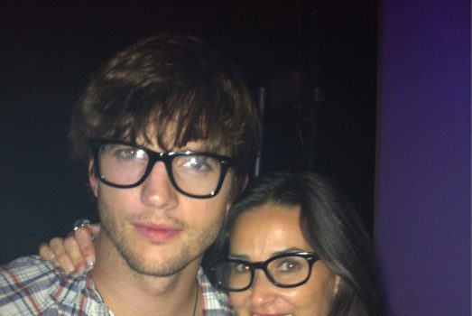 Demi Moore Regrets Having Threesomes W/ Ashton Kutcher – He Used It As An Excuse To Cheat
