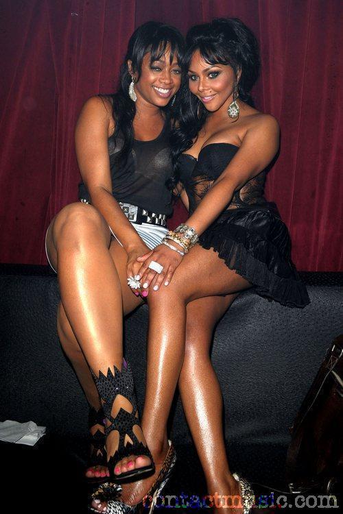 Trina On Kim Minaj Beef Quot We All Love Amp Respect Lil Kim