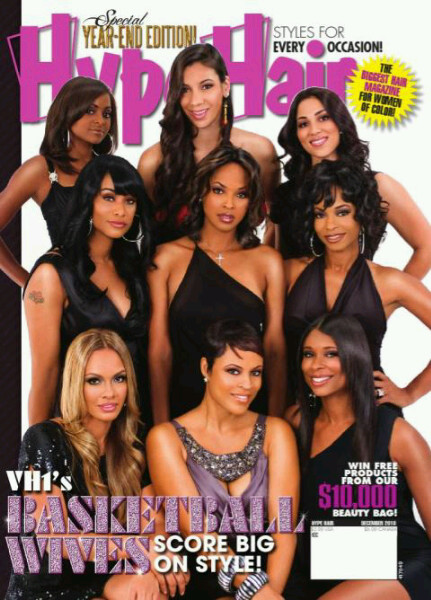 Basketball Wives Cover \