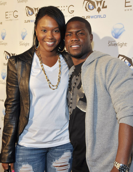 kevin hart seriously funny full video. Kevin Hart and Wife