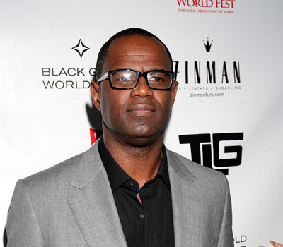 IRS Threatens to Take Brian McKnight's Home