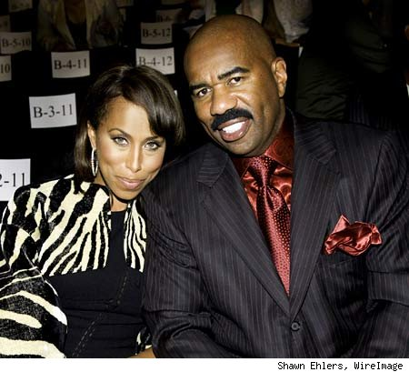 Steve Harvey's Wife