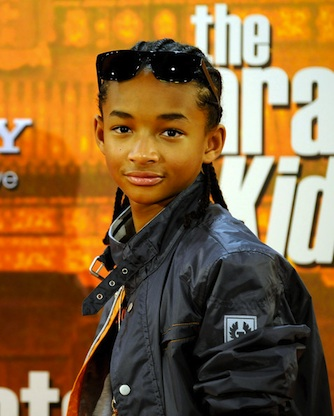 will smith son jaden smith. actor Jaden Smith, the son