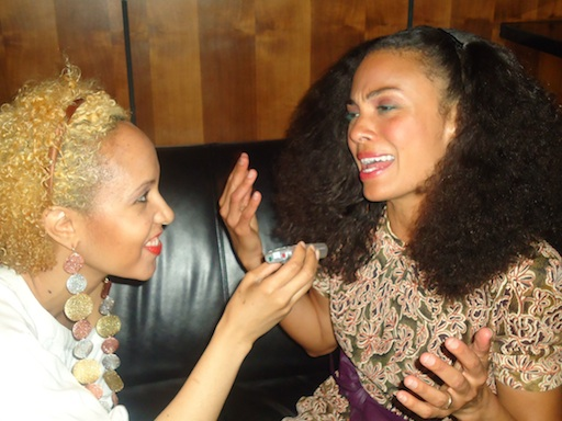 Exclusive Interview Amel Larrieux Hits Dc Talks Ice