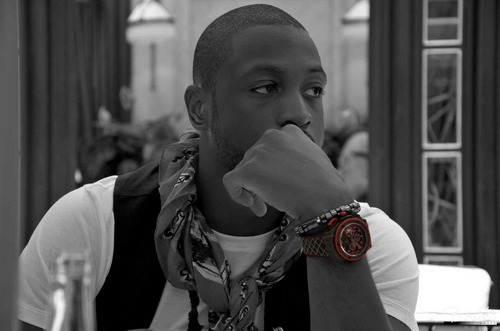 Dwyane Wade Creates A 20000 Watch TheJasmineBRAND