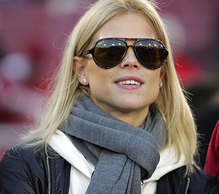 Are not wife elin nordegren have hit