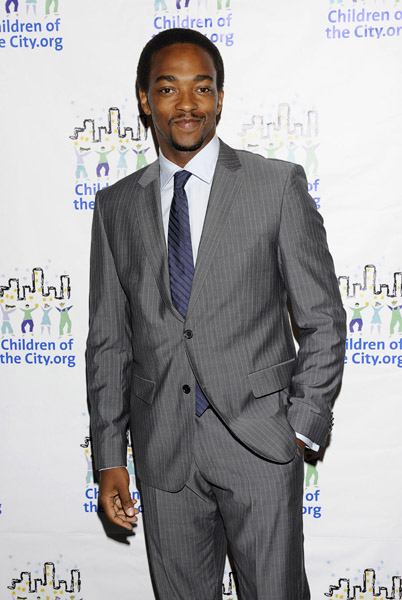 Anthony Mackie Helps Launch Fund To Support Grocery Store Workers In New Orleans