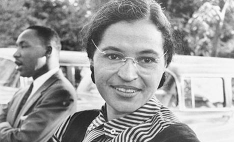 Rosa Parks Pictures As A Teenager