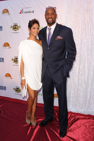 Alonzo Mourning & Wife Tracy Divorcing After 22 Years of Marriage