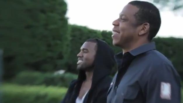 Ear Hustlin   Are Jay-Z and Kanye Ego Beefin'? - theJasmineBRAND