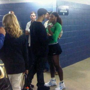 Drake, Serena circa 2011