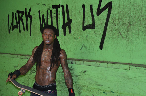 After Skater Accident, Lil Wayne Tells Fans to Calm Down ...