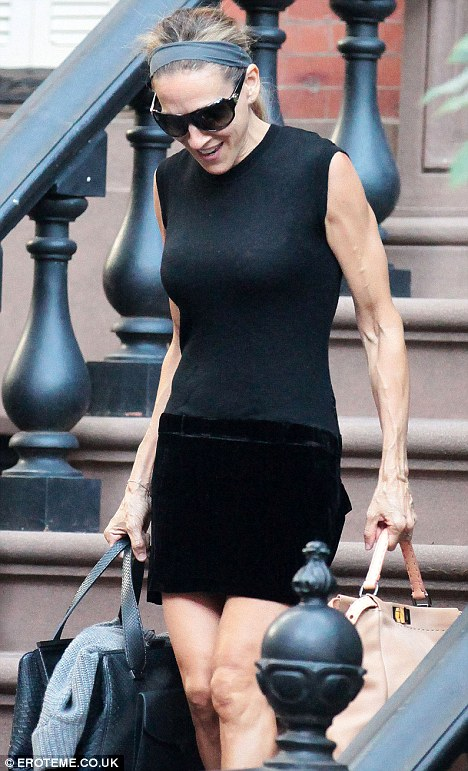 Is It Me Or Does Sarah Jessica Parker Have Perfect Dope
