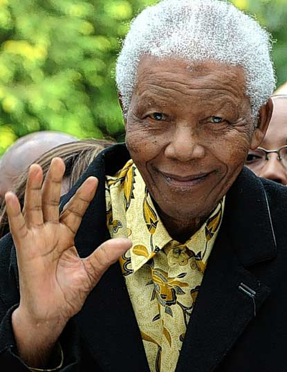 Nelson Mandela's grandson faces ban from funeral after ...