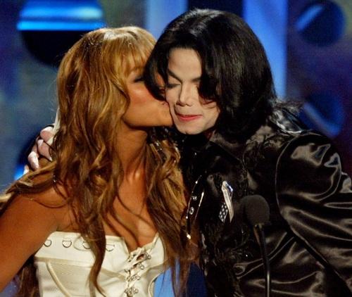 Beyonce, MJ Circa 2003