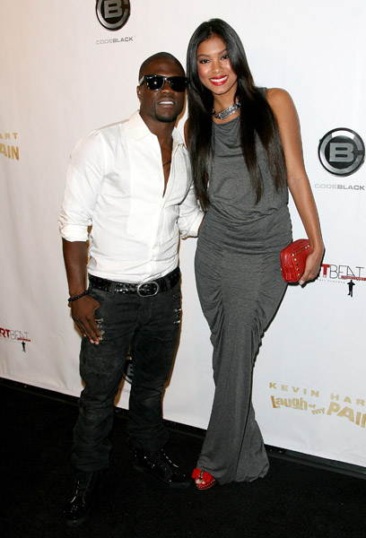 Kevin Hart Brings His Boo To After Party + More Celebs