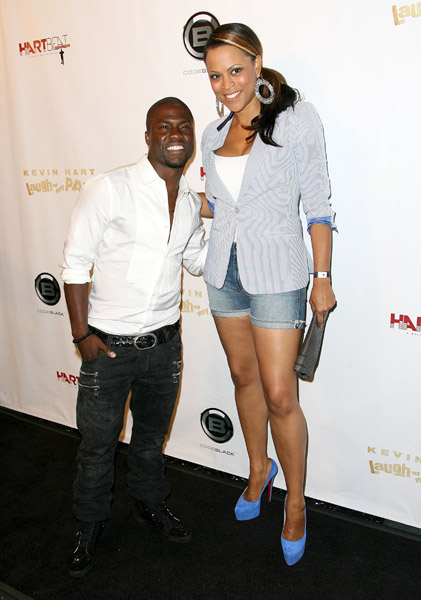 Kevin hart brings his boo to after party more celebs - Shaunie o neal house ...