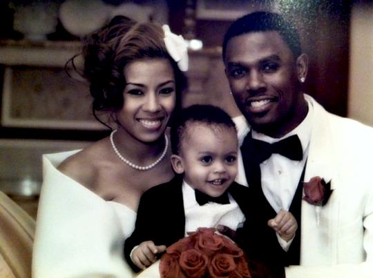 Keyshia Cole & Husband Get Married...AGAIN - theJasmineBRAND