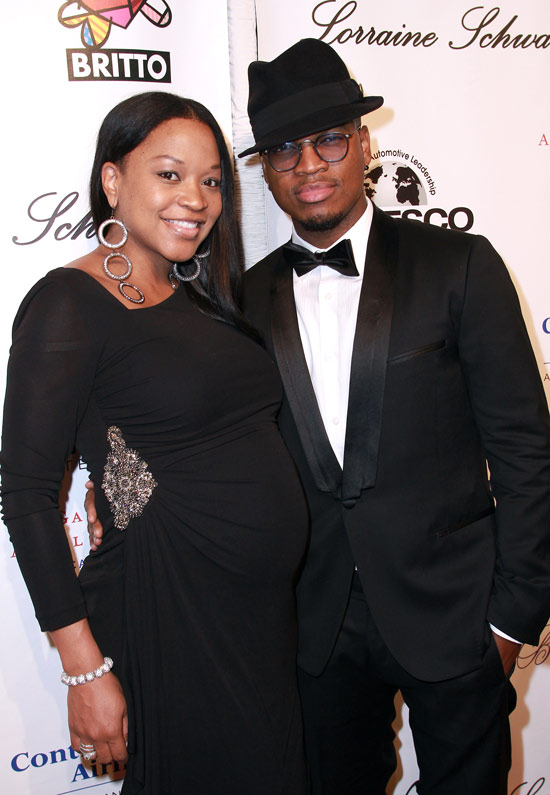 neyo-and-monyetta-preggo
