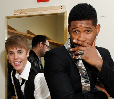 Usher Pens Open Letter, Says Justin Bieber Was A Naive Child When He Used N-Word
