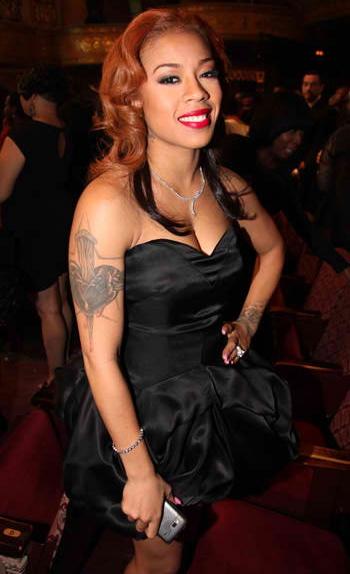 Keyshia Cole Announces Album Title Revists Red Hair Celebrates