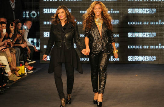 Tina knowles on bey s pregnancy quot they know what they re having but i