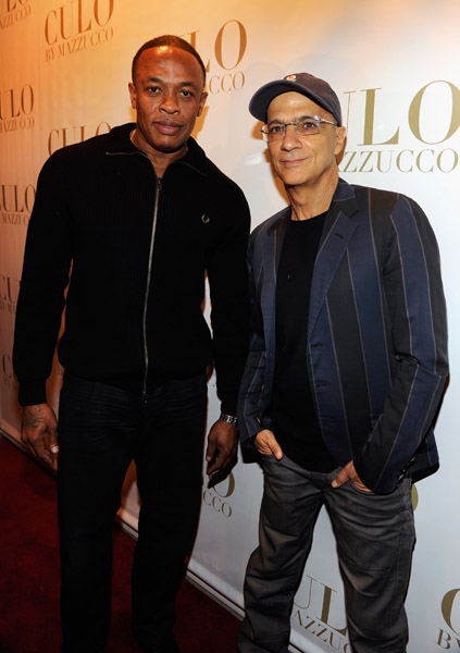 Dr. Dre & Jimmy Iovine Will Star In HBO Documentary: The Defiant Ones