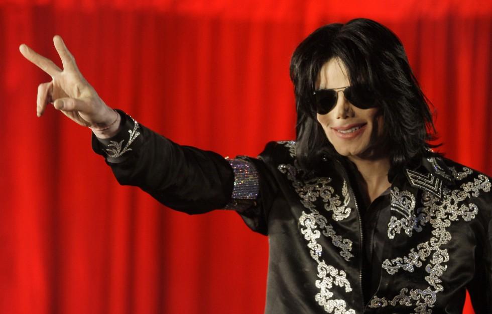 Michael Jackson Top Earning Dead Celebrity