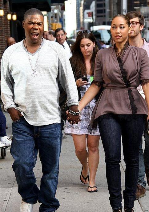 Tracy Morgan's Fiance Was Apprehensive About Marrying Him ...