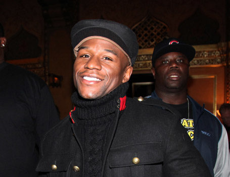 (EXCLUSIVE) Floyd Mayweather Scores $$$ In Lawsuit Over Illegal Use of His Image For Super Bowl Party