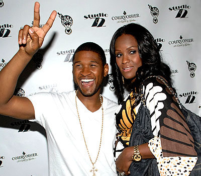 Usher & Tameka Raymond Sex Tape May Hit the Market