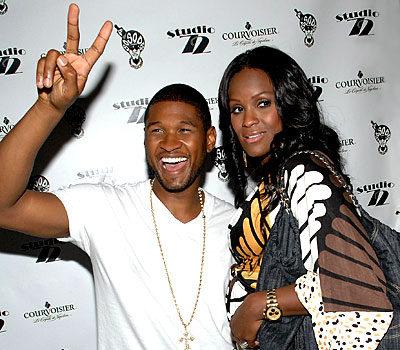 Usher & Tameka Raymond Sex Tape May Hit the Market