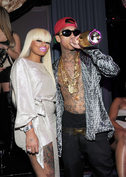 Ear Hustlin': Have Rapper Tyga & Blac Chyna Ended Their Engagement?
