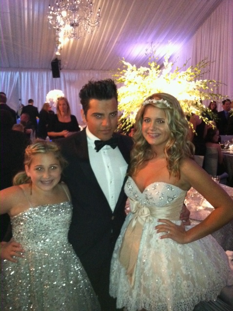 Kim Zolciak's Daughter Shares Wedding Photos