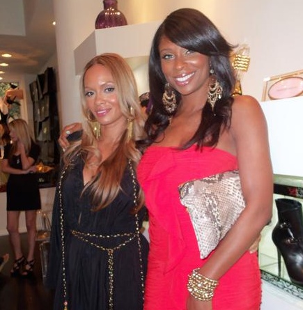 Evelyn Lozada, Jennifer Williams (circa 2011)