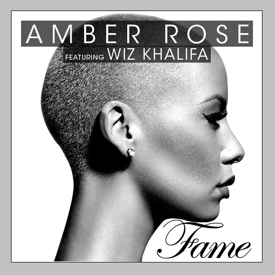 "Hate It or Love It :: Amber Rose Drops New Single, ""Fame"""