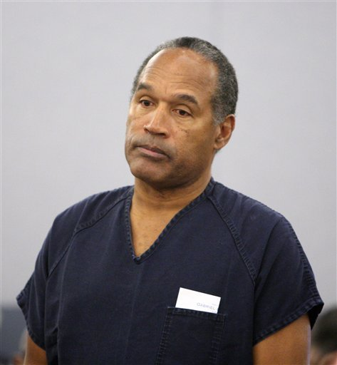 O.J. Simpson Could Be Released From Jail In October