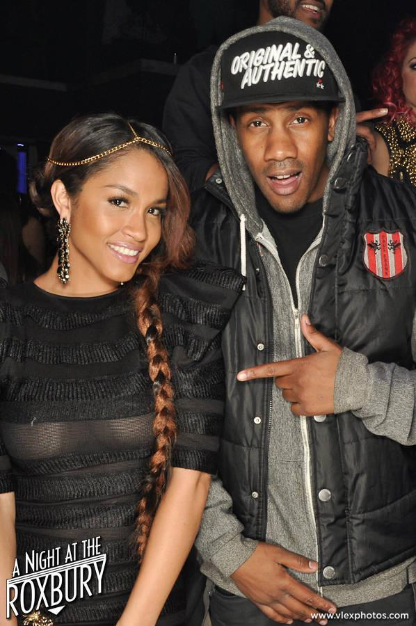 J Cole And Vanessa Simmons Dating Spotted. Stalke...