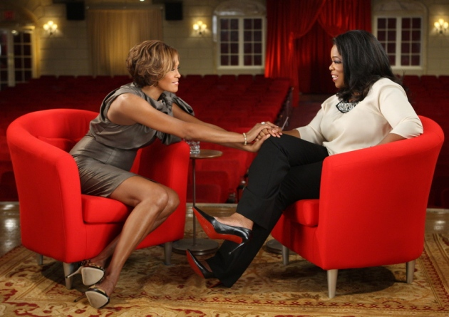 Whitney, Oprah