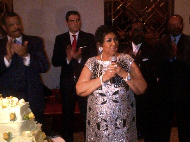 Aretha Franklin Announces Retirement