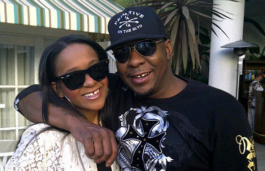 Bobby Brown Posts Sweet Message To Daughter Bobbi Kristina On The Anniversary Of Her Death