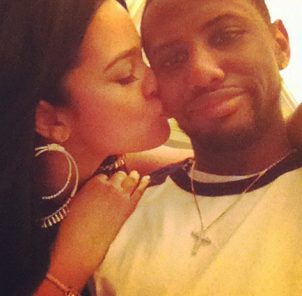 Emily B Shuts Haters Down Over Fabolous – Don't Say One Negative Thing!