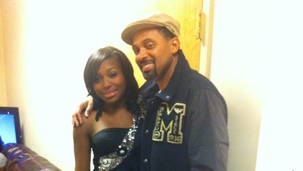"Bria Epps Says Dad, Mike Epps, Threatened To : ""F*ck her up!"""