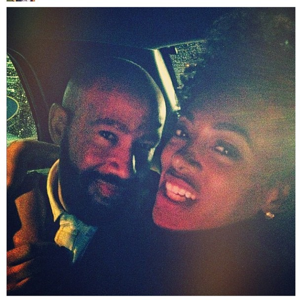 Solange Knowles Ex Hubby Makes Rare Public Appearance, Celebrates Son Julez's 12th Birthday
