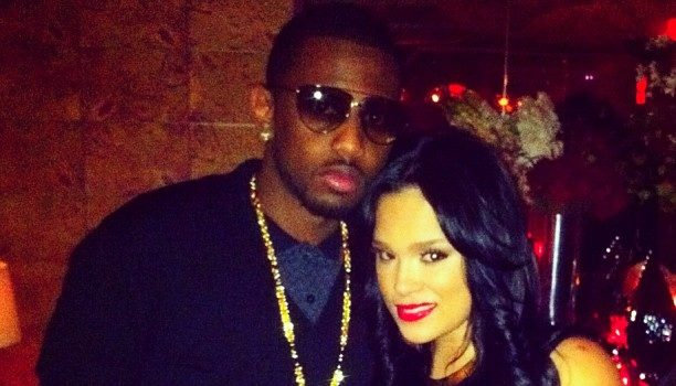Fabolous Brings Emily B w/ Him To Court Appearance For Allegedly Punching & Knocking Out Her Teeth