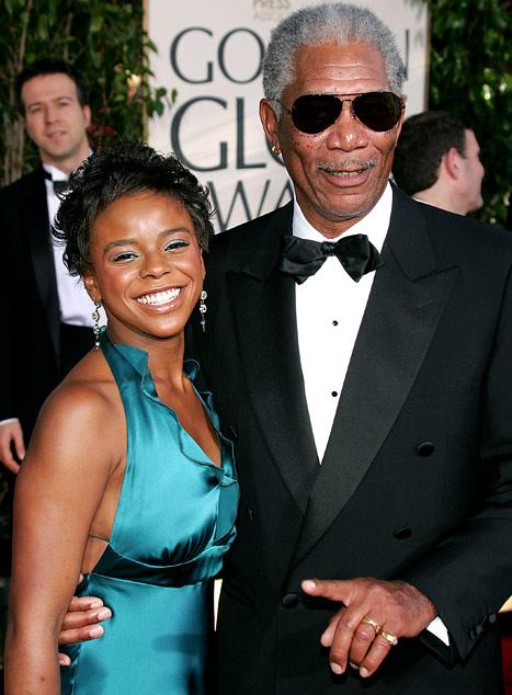 Morgan Freeman Slams Marriage Rumors with Step