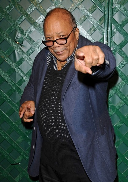 Quincy Jones Says Ray Charles Got Him Hooked On Heroine When He Was 15